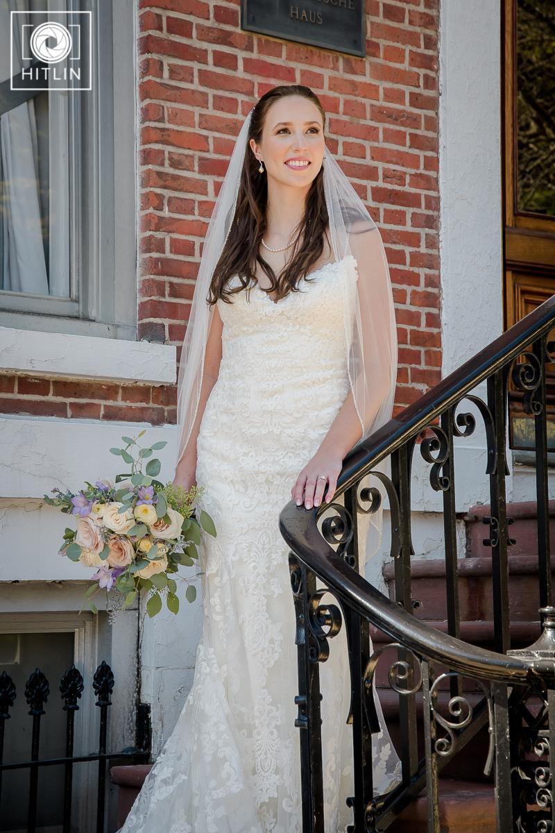 Browns Revolution Hall wedding photo 3