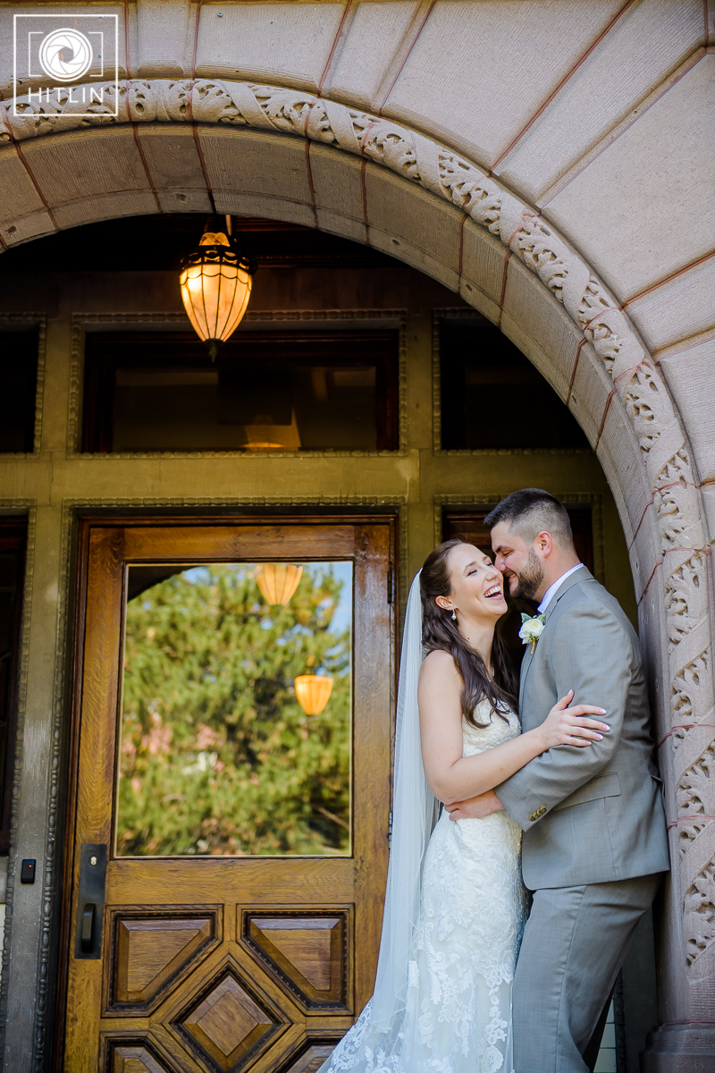 Browns Revolution Hall wedding photo 6