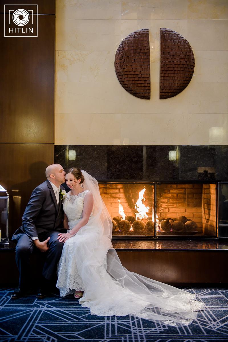 Saratoga Hilton Wedding Photo 7