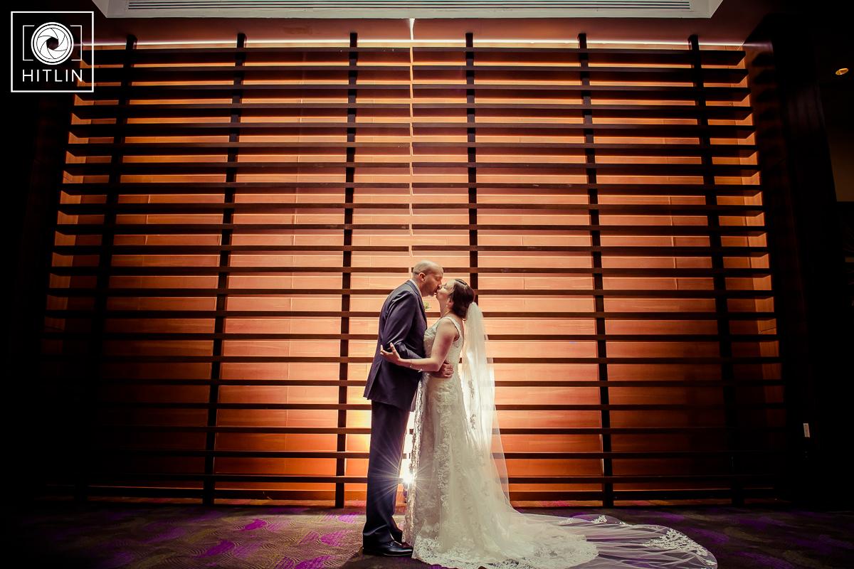 saratoga hilton wedding photo 8