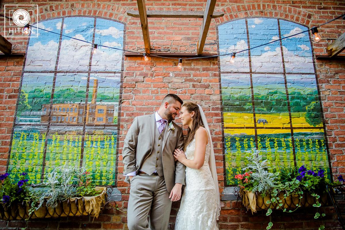 Browns Revolution Hall wedding photo 8