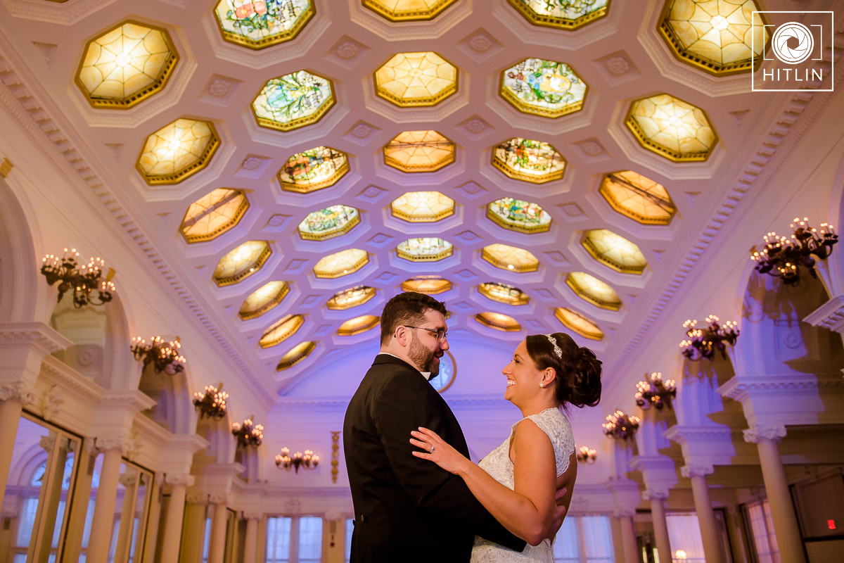 Canfield Casino Wedding Photos 14