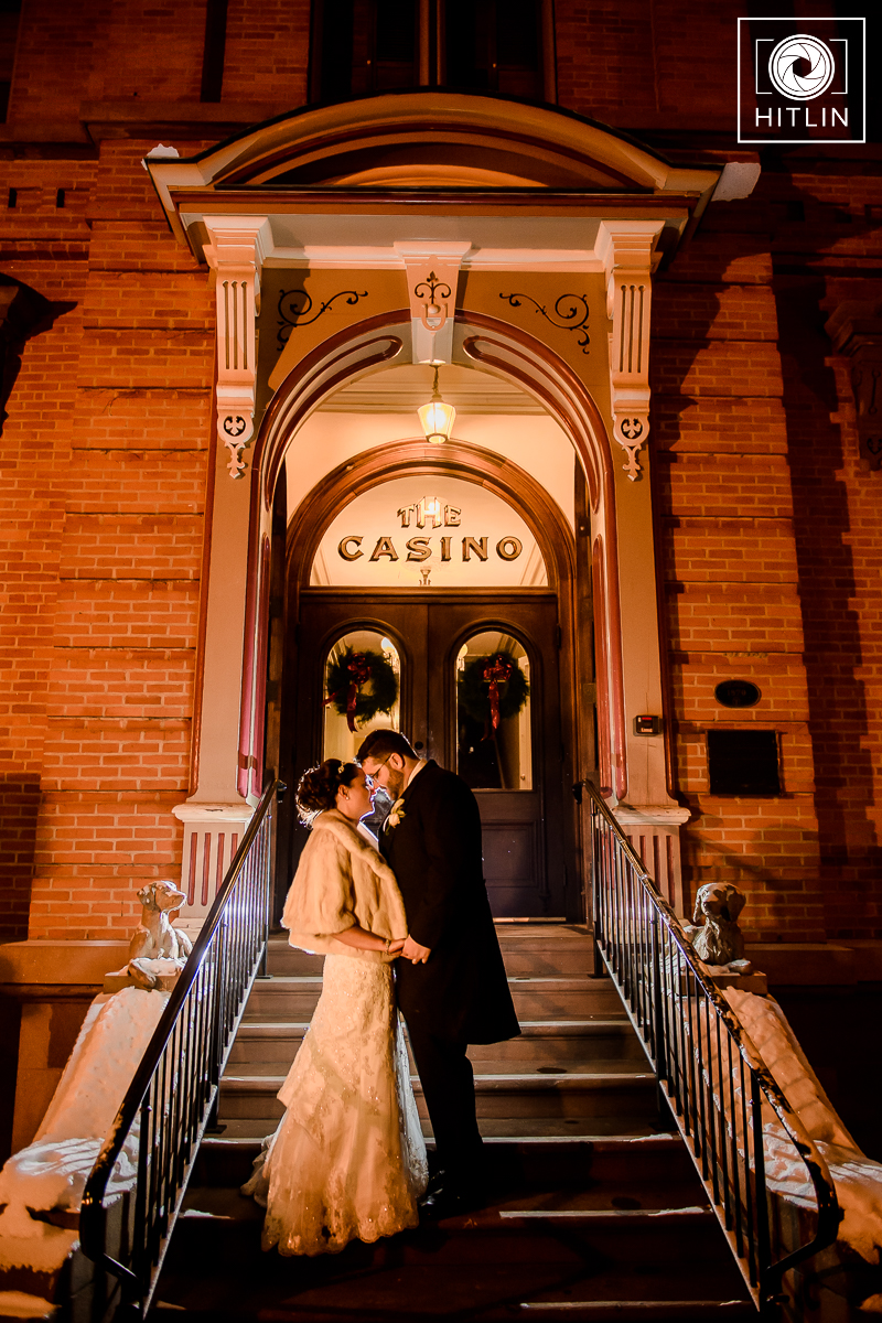Canfield Casino Wedding Photos 15